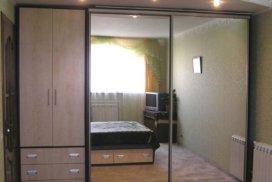 Шкаф-купе для спальни от Валетта-мебель