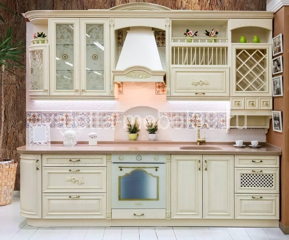 Салон Валетта-мебель в Мега Мебельзаказать кухню классика от производителя