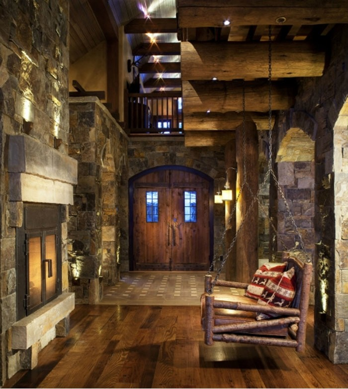 modern-home-decor-stone-mountain-chalet