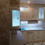 Кухня из натурального дерева Валетта-мебель